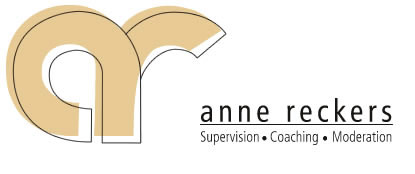 Logo Anne Reckers, Supervision Moderation Coaching Bremen